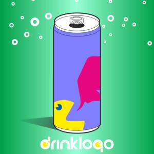 Energy-drink-250ml-alu-can-apple-DrinkLOGO