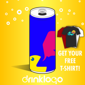 96 energy drink + Get your own t-shirt