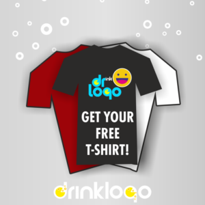 t-shirt get free order 96 pcs energy drink