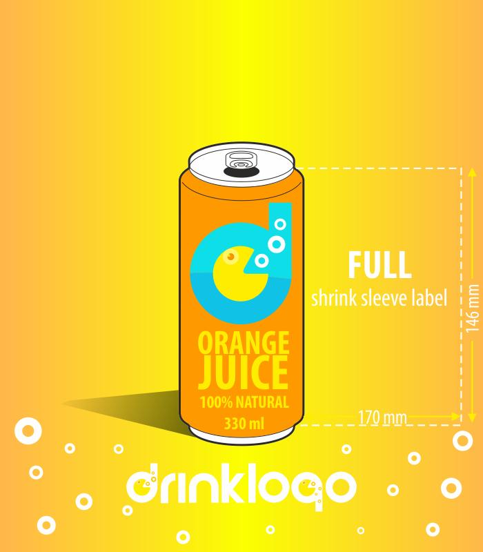 orange juice 100%