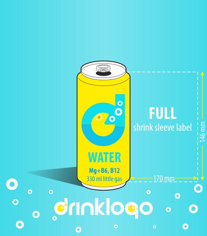 water 330 ml magnesium